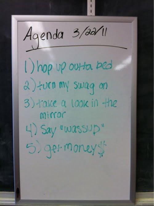 daily-agenda